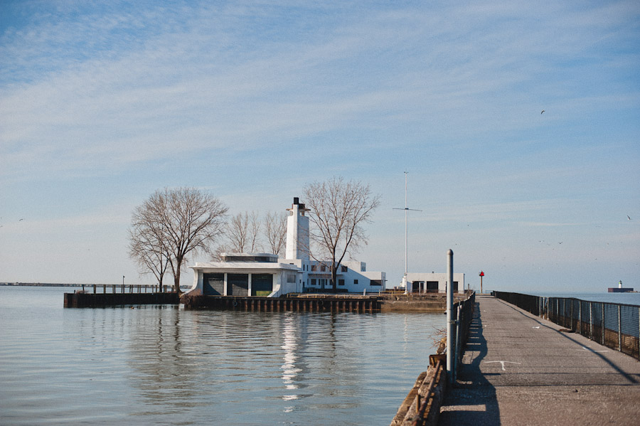scouting locations whiskey island cleveland 187 em event