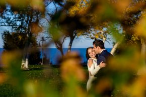 Lakewood Park Engagement Session